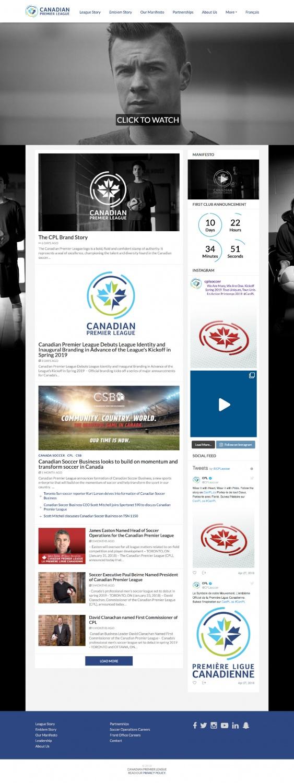 CPL Website