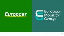 Europcar Mobility Group Logo – vorher und nachher