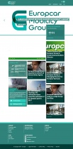 Europcar Mobility Group Website