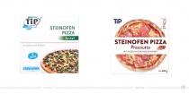 Real Tip Pizza – vorher und nachher