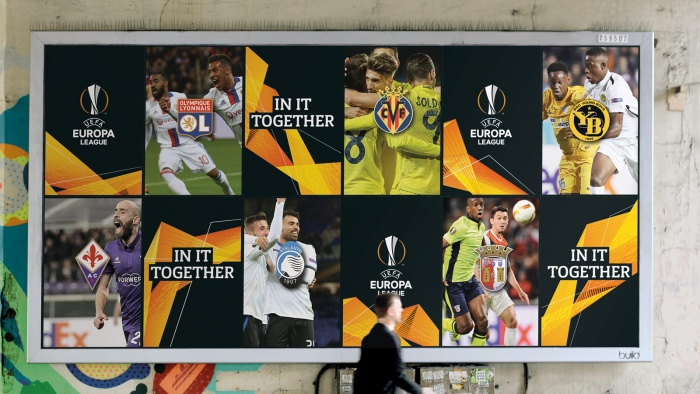 UEFA EUROPA LEAGUE Branding