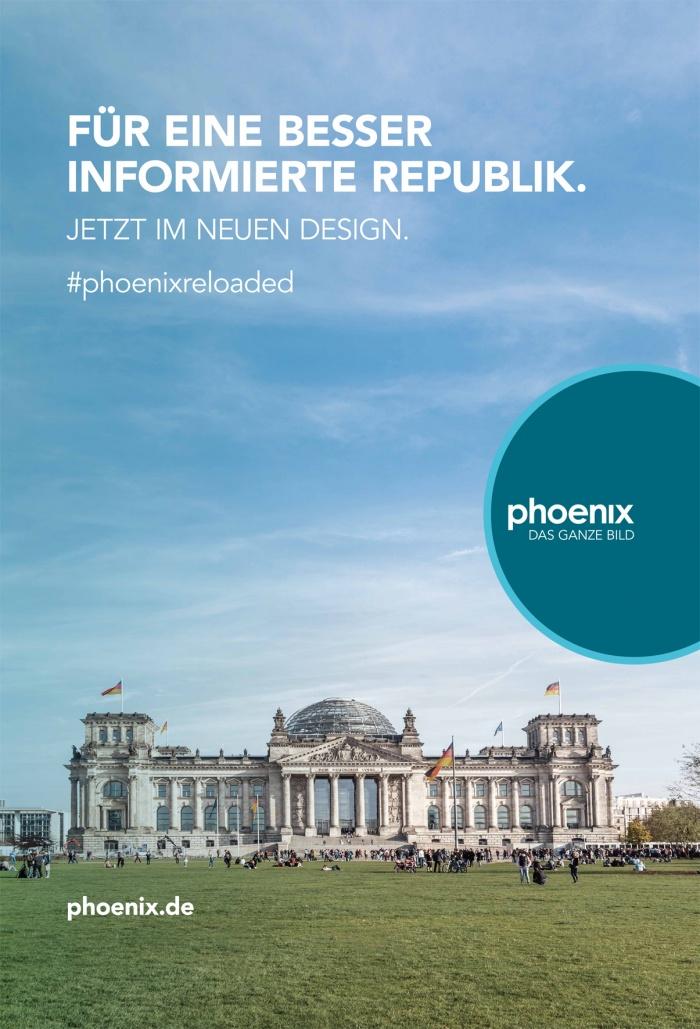 Phoenix – Werbeplakat