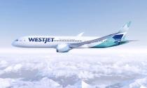 WestJet B787 9 Dreamliner