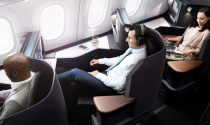 WestJet Dreamliner Cabin Design, Business Class