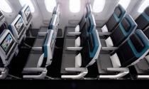 WestJet Dreamliner Cabin Design Economy Class