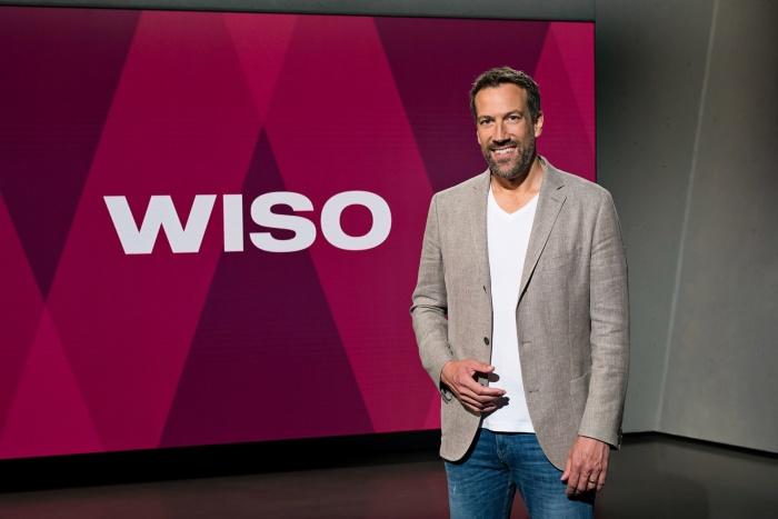 ZDF WISO Set-Design