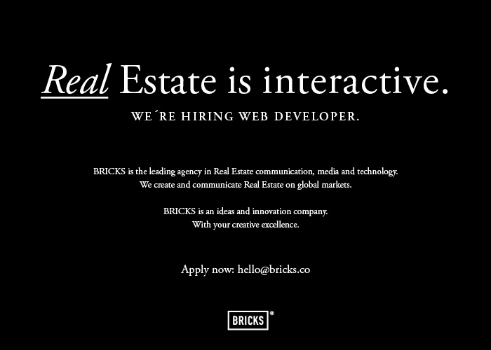 BRICKS Web Developer