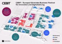 CEBIT 2018 Geländeplan