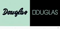 Douglas Logo – vorher und nachher