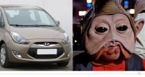 Hyundai ix20 – Nien Nunb (Star Wars)