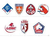 LOSC Logo – vorher und nachher
