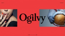 Ogilvy Website