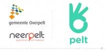 Pelt Logo – vorher und nachher