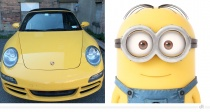 Porsche 911 – Dave (Minions)