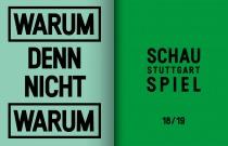 Schauspiel Stuttgart Spielzeitheft 2018