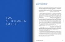 Stuttgarter Ballett Spielzeitheft 2018
