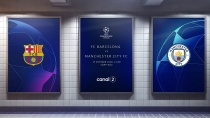 UEFA Champions League – Brand Activation Billboards