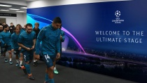 UEFA Champions League – Tunnel