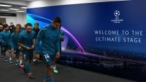 UEFA Champions League – Tunnel