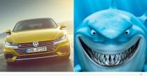VW Arteon – Bruce (Finding Nemo)