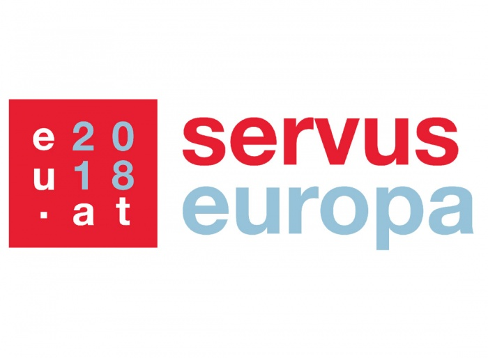 EU-Ratspräsidentschaft Österreich 2018 Logo