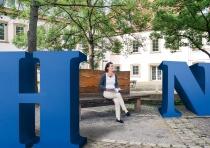 Heilbronn Buchstaben