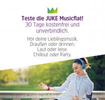 JUKE MusicFlat