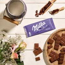 Milka Alpenmilch, Quelle: Mondelēz