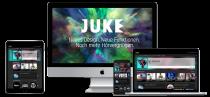 JUKE Branding
