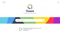 Qwant Homepage