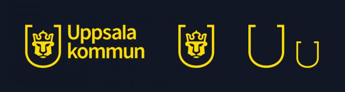 Uppsala Kommun Responsive Logo
