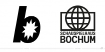 Schauspielhaus Bochum Logo – vorher und nachher