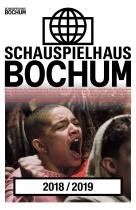 Schauspielhaus Bochum Spielzeitheft