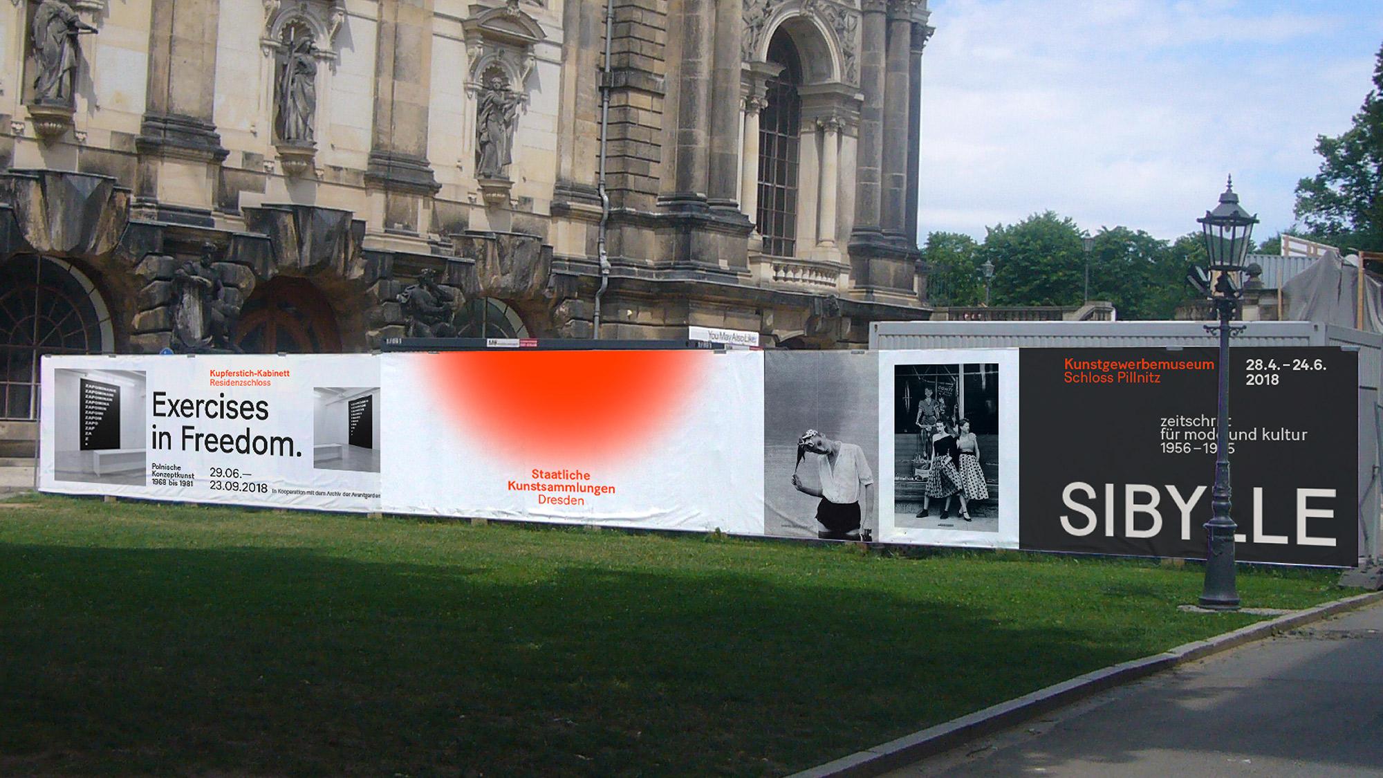 Staatliche Kunstsammlungen Dresden – Corporate Design