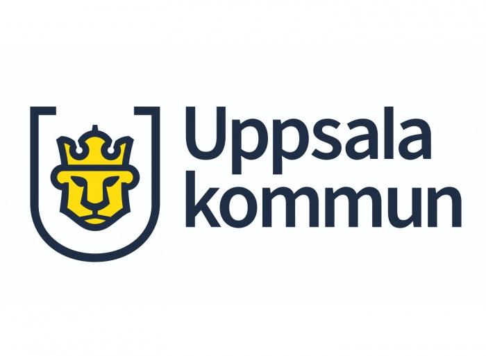 Uppsala Kommun Logo (zweifarbig)