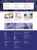 Uppsala Kommun Website
