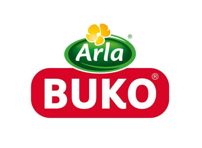Arla Buko Logo, Quelle: Arla Foods