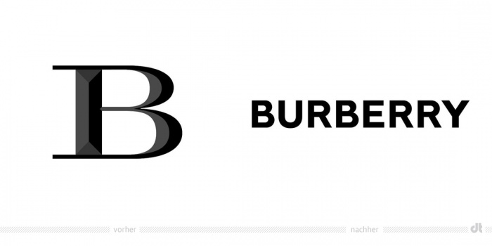 Burberry Icon – vorher und nachher