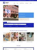 Deutsche Wohnen Website