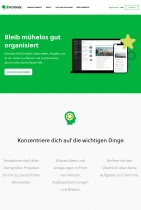 Evernote Website
