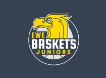 EWE Baskets Oldenburg Juniors Logo, Quelle: EWE Baskets Oldenburg