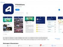 FFATHLETISME App