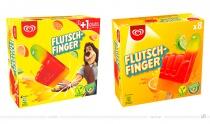 Flutschfinger Verpackung – vorher und nachher