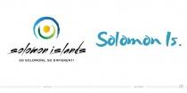 Solomons Islands Logo – vorher und nachher