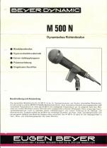 Beyerdynamic Anzeige (ca. 1969)
