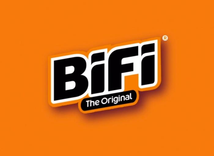 Bifi Logo, Quelle: youtube.com/user/bifi