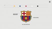 FC Barcelona Crest Redesign, Quelle: FC Barcelona