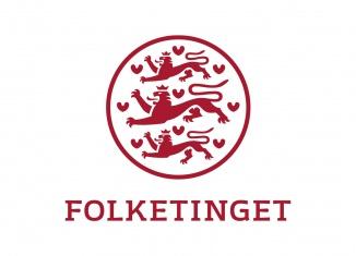 Folketinget Logo, Quelle: Folketinget