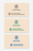 Folketinget Logoversionen, Quelle: Folketinget