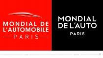 Mondial de l'Auto Logo – vorher und nachher